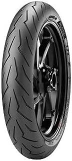 110/70ZR-17 (54W) Pirelli Diablo Rosso 3 Front Motorcycle Tire for Honda CBR250R 2011-2013