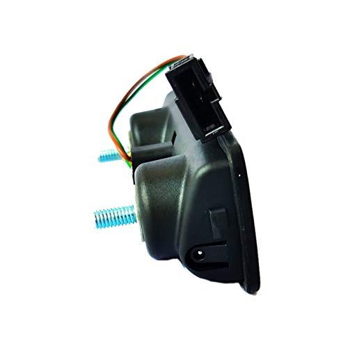 HUAER Interruptor de troncal de bloqueo de automóviles Fit para Skoda Fabia 2007 (Color : Black)
