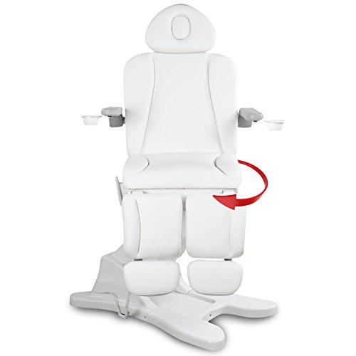 Camilla de estética mesa de masaje cama tratamientos belleza silla de pedicura sofá eléctrica profesional fisioterapia 120901