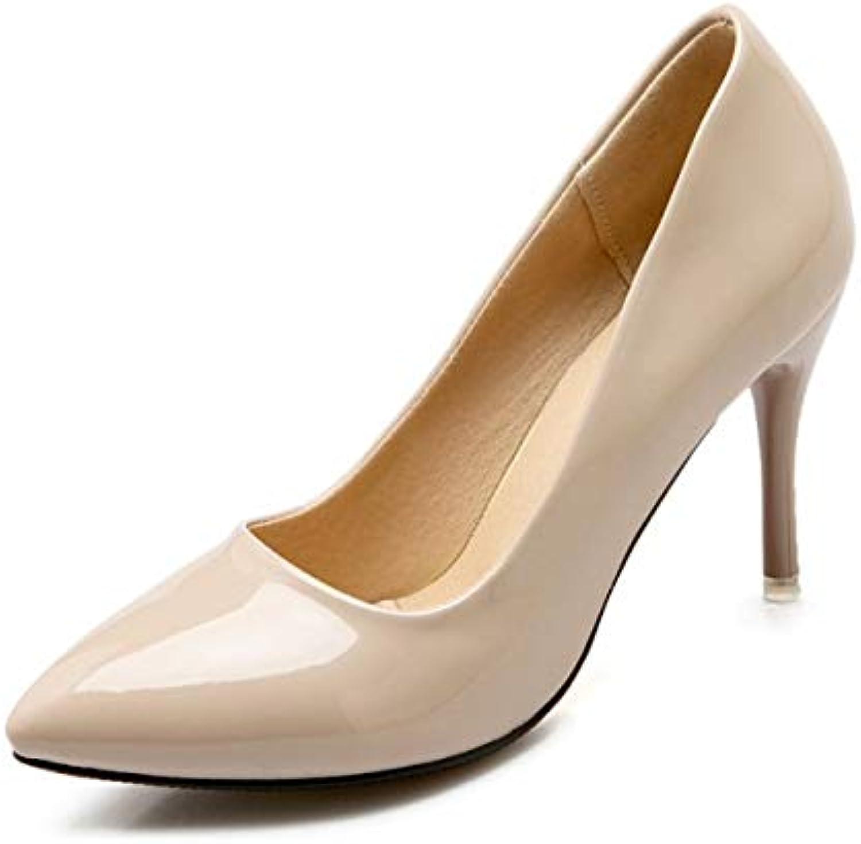 MENGLTX High Heels Sandalen Frauen Schuhe High High High Heel Fashion Damen Pumps Ultra High Heels Plattform Party Tanzschuhe Frau D-17 aac