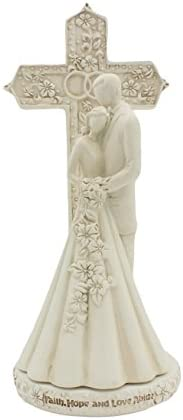 Christian wedding cake toppers _image0