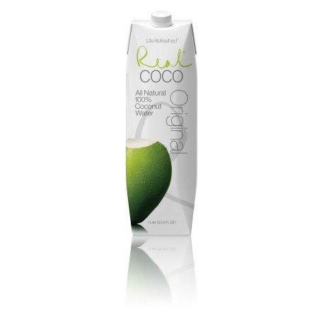 Acqua di Cocco Real Coco Original (12 x 1L)