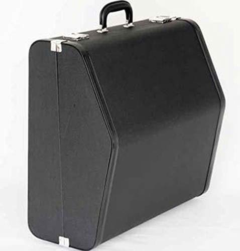 Koffer für Weltmeister Pianoakkordeon 41/120 Saphir, Casotta 414, schwarz
