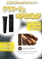 HOYU ホーユー グラマージュ ヘアマニキュア 84 シナモンブラウン 150g 【ブラウン系】