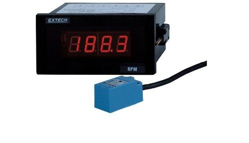 Extech 461950 Panel Mount Tachometer