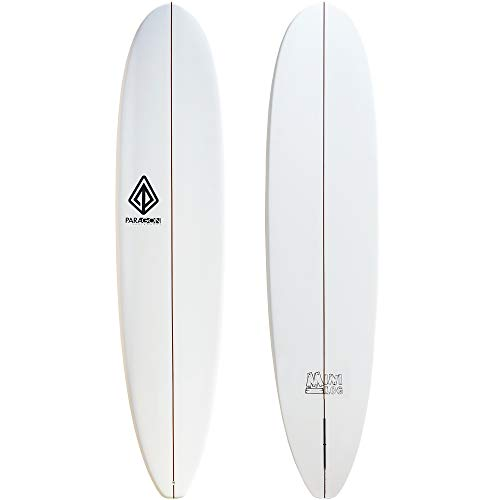 Paragon Surfboards Performance Mini Log | Fun & Easy to Ride Surfboard for All Surfing Skill Levels | Unique ParaLite Technology | 7'6