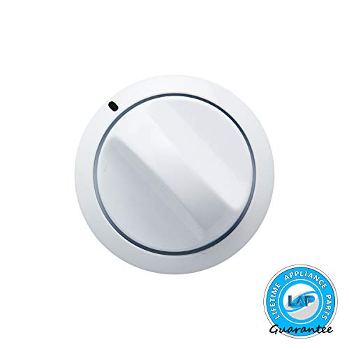 Lifetime Appliance 131873304 Timer Knob Compatible with Frigidaire Dryer - 1318733, 131167804