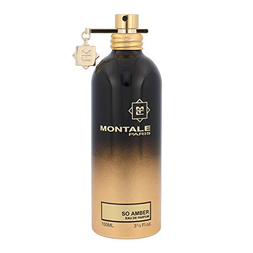 100% Authentic MONTALE SO AMBER Eau de Perfume 100ml Made in France