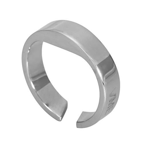Anti Ronquido Anillo para una Persona que Roncaba Frecuentemente, 3 tamaños Prevenir el Ronquido Ring Anti Ronquido Breath, Mejora el sueño - Tratamiento Stop Snore Device (M)