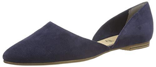 s.Oliver Damen 5-5-24200-22 805 Slipper, Blau (Navy 805), 38 EU