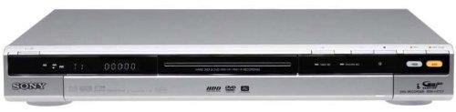 Sony RDR-HX 727 S DVD- und Festplattenrekorder 160 GB Silber