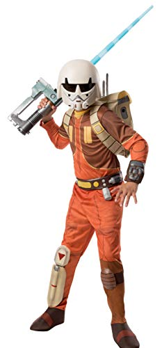 Rubie's Star Wars Rebels Deluxe Ezra Costume, Child