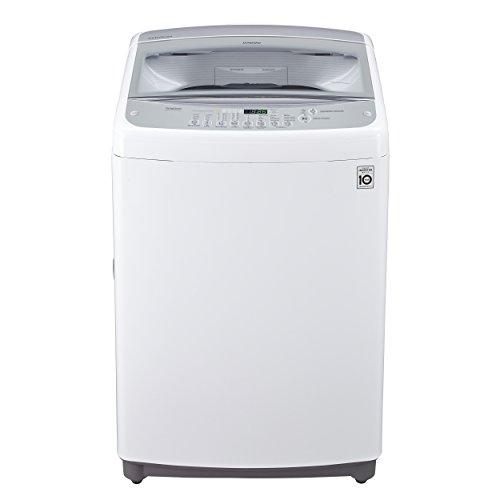 LG Lavadora Smart Inverter Carga Superior, color Blanco, 17 Kg