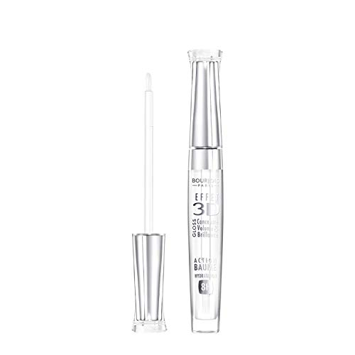 Bourjois Effect 3d Gloss Gloss Tono 18 Transparent...