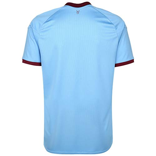 Umbro West Ham United Away Shirt   Blue   2020/21   Adult (L)