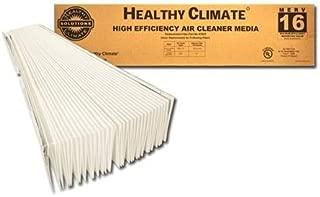 Lennox MERV 16 Air Cleaner Filter Media for PMAC-12C - X5425