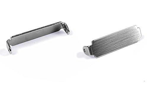 Casio Ersatzteile Zwischenelement 2xEnd-Link silberfarben für STR-800 10177126