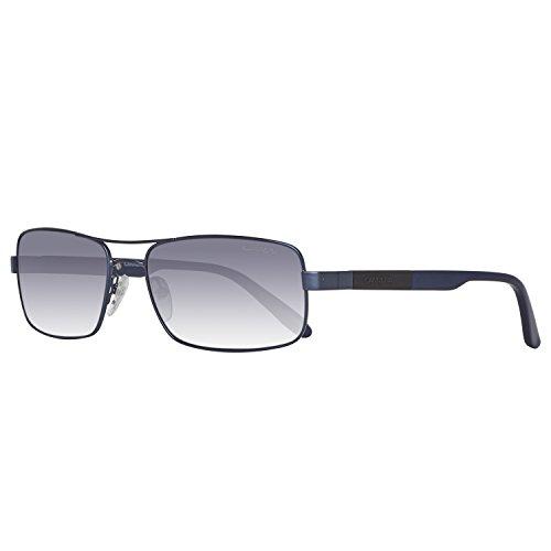 Carrera Sonnenbrille CA 8018/S 57TVJ/LF Gafas de sol, Azul (Blau), 57 Unisex-Adulto