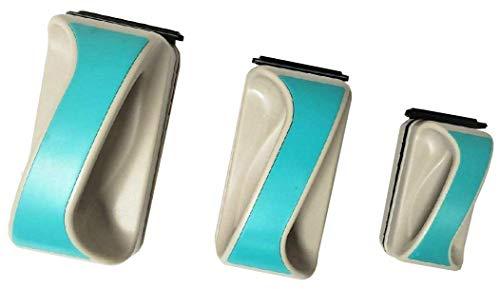 Odyssea OEM Aquarium Magnet Cleaner w/Algae Scraper Magnetic Brush (Large)