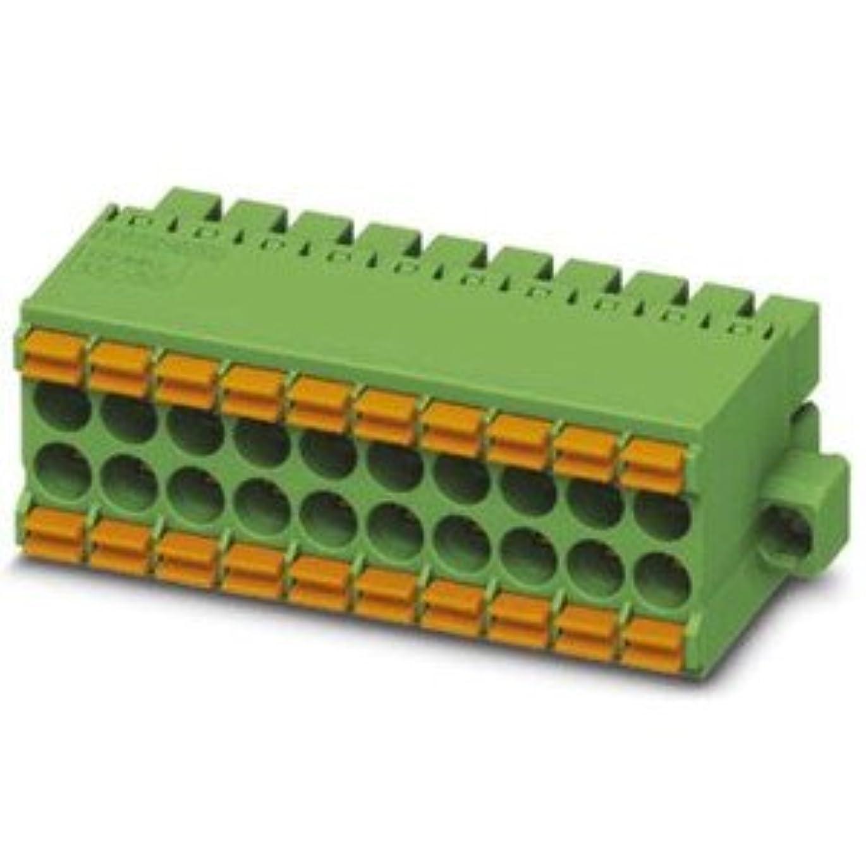 古くなった松明爆発するPhoenix Contact Mini plug-in コネクタ 2 row 3.5mm 2 way 1790292