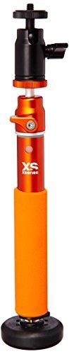 XSories Pack Fix Tilt & shoot Perche U-shot + pied Orange