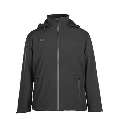 Ropa calefactora, Chaqueta calefactora duradera, Esquí impermeable resistente al frío para acampar al aire libre Escalada en roca al aire libre Montañismo(XL)