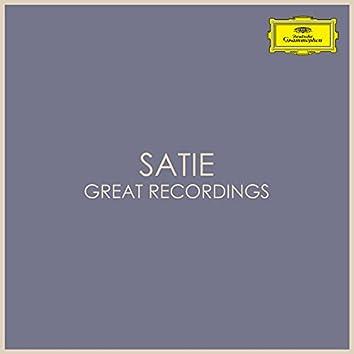 Satie - Great Recordings