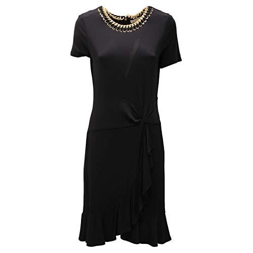 5725AD Abito Donna Michael MICHAEL KORS Black Dress Women [M]