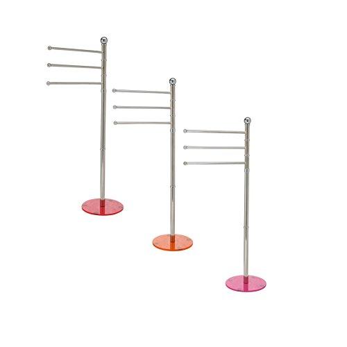 Handtuchhalter Graz orange/pink/rot