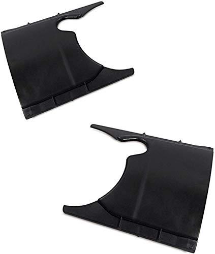 2x Verschluss Herzkasten Luftfilterkasten Lochabdeckung Simson S50 S51