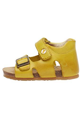 Falcotto BEA-Ledersandale-Gelb gelb 26