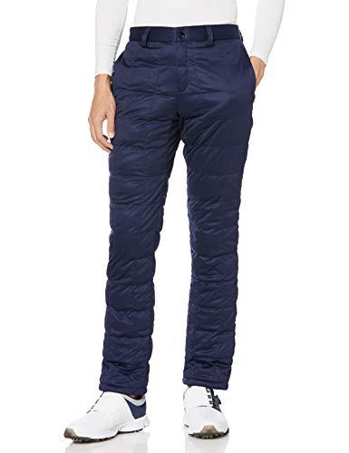 [キャロウェイ] [メンズ] 中綿 ロングパンツ (高ストレッチ・撥水性・防風性・透湿性) / 241-0226512 / ゴルフ ウェア 120_ネイビー 日本 4L (日本サイズ4L相当)