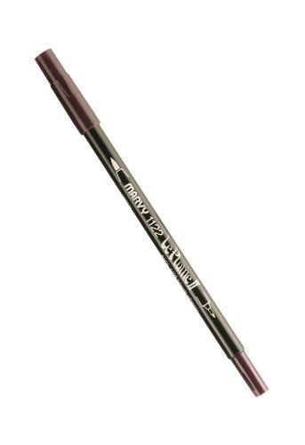 Uchida 1122-C-108 Marvy Le Plume II WaterColor Marker, Black Cherry