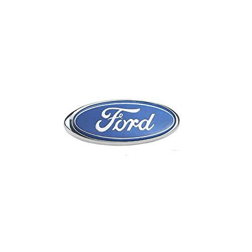 None/Brand Auto-Hauben-Emblem vorne hinten Abzeichen Aufkleber für Ford Logo Fokus Fiesta MK6 Explorer Ranger Kuga...