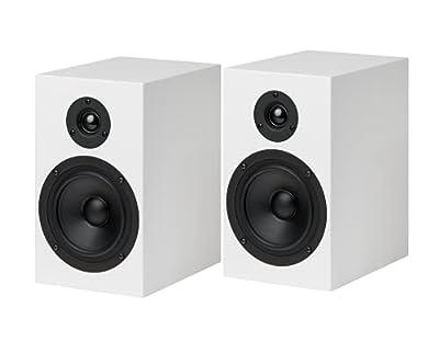 Pro-Ject Speaker Box 5 2-Way Speaker White by Pro-ject