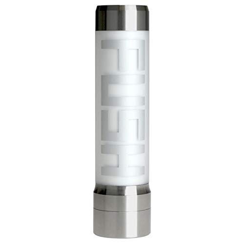 Acrohm Fush Semi Mech Mod 100 W, Riccardo e-Zigarette - Akkuträger, silber