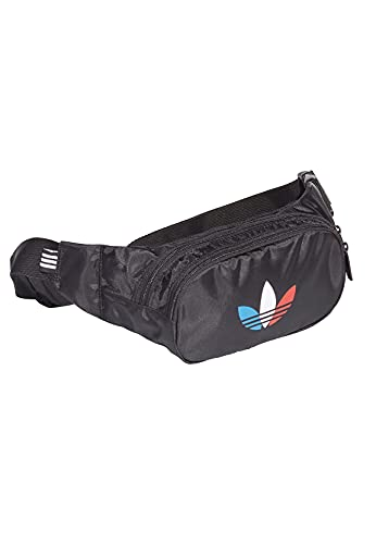 adidas GN5454 TRICLR WAISTBAG Sports backpack unisex-adult black NS