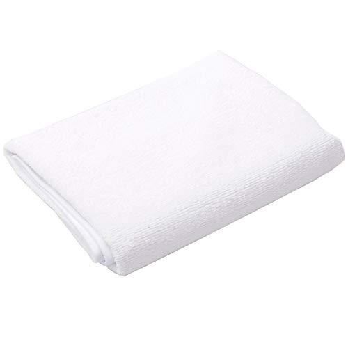 Protector de colchón impermeable de algodón. Talla:140X70