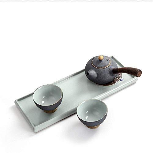 Thuis thee set Eenvoudige Chinese stijl Theepot met handvat en Theekoppen Set Service for 2 Adult Porcelain Prachtig Excellent Woondecoratie Gift for thuis en op kantoor Koffie Tea Party for Tea Coffe