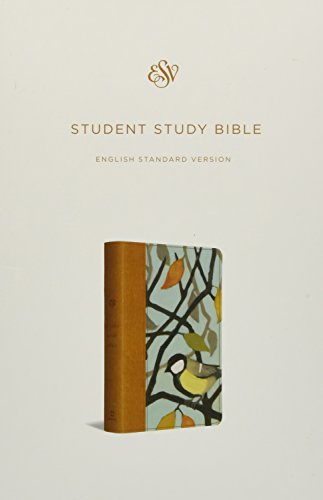 ESV Student Study Bible (Printed TruTone, Autumn Song)