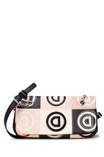 Desigual Tasche Damen One Size Pink
