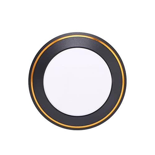 Rodi Filtro De Fotografía De Alta Definición, Filtro De Lente De Cámara con Protección UV Ultradelgado, Resistente Al Agua, Ajustable para Pro
