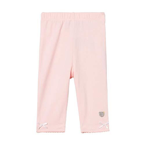 Steiff Legging, Rose (Powder Pink 7010), 74 Bébé Fille