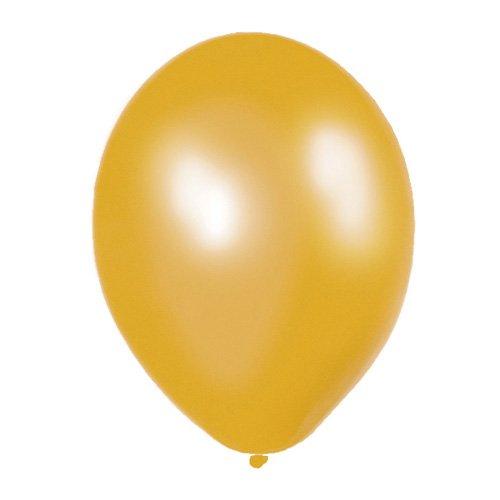 Sempertex – latex ballonnen, 30 cm, 50 stuks, goud metaal (R12-570)