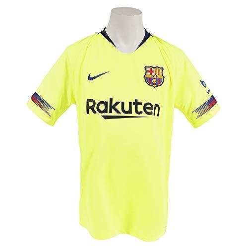 Nike FCB M Nk BRT Stad JSY SS AW Camiseta, Verde (Volt/Deep...