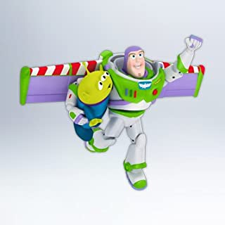 01d5c6a90a4 1 X Buzz To The Rescue - Toy Story 2012 Hallmark Ornament