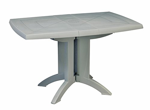 GROSFILLEX Table Vega 118 x 77, Lin, 118 x 77 x 72 cm