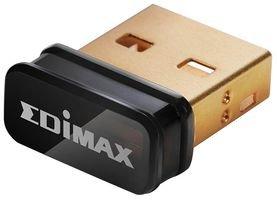Edimax EW-7811UN Adattatore USB, Nero
