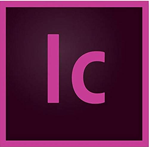 Adobe InCopy | Writing and copy editing software | 12-month Subscription with auto-renewal, billed monthly, PC/Mac
