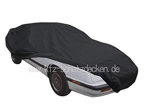 AMS Vollgarage Anti-Frost für Chrysler Le Baron, wetterfeste Autoabdeckung für optimalen Frostschutz, Winterabdeckung mit Perfekter Passform, wasserfest & super leicht